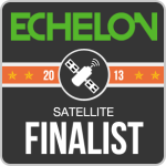 Echelon 2013 Finalist