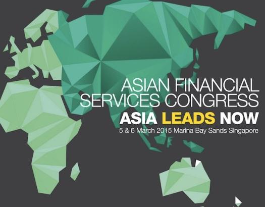 Asian Financial Services Congress 2015