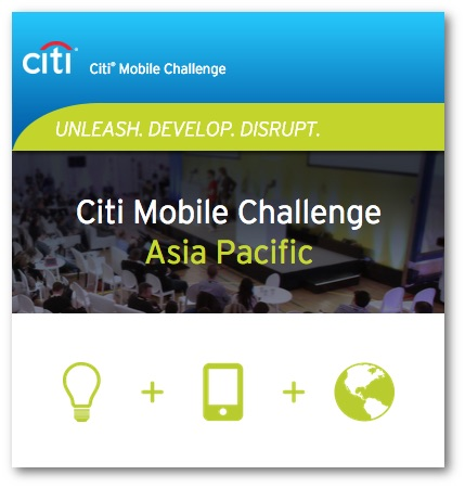 Citi Mobile Challenge APAC