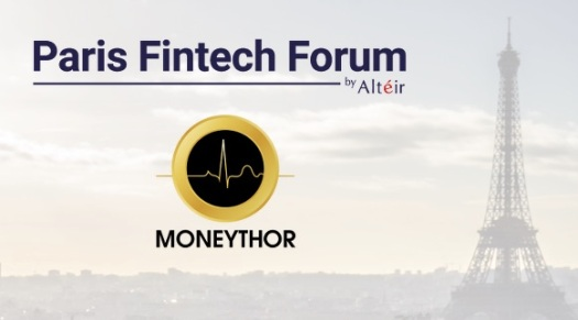 Moneythor - Paris Fintech Forum 2017